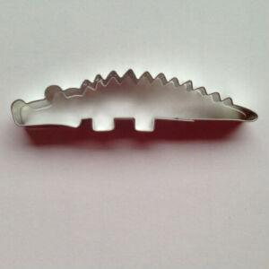 Krokodil állatos mézeskalács kiszúró forma 12 cm