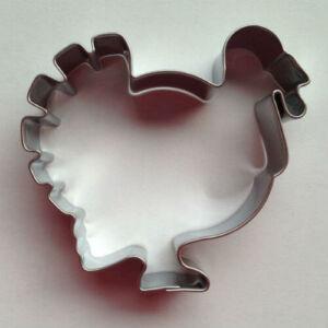 Pulyka állatos sütemény kiszúró forma 7 cm