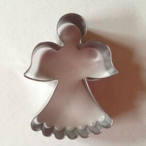 Angyalka karácsonyi sütemény kiszúró forma 6,5 cm