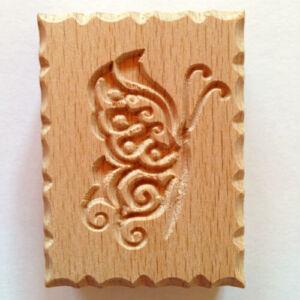 Pillangó állatos fa sütemény pecsét