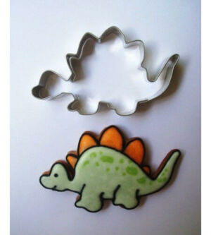 Dinoszaurusz állatos sütemény kiszúró forma 9 cm
