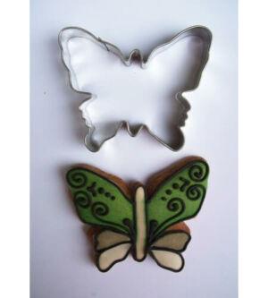 Pillangó állatos sütemény kiszúró forma 6 cm